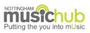 nottm music hub logo